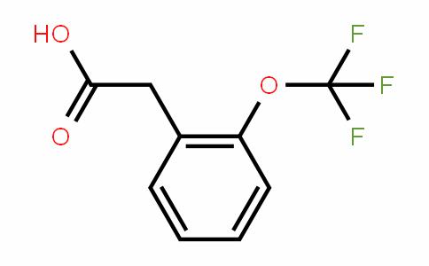 220239-67-8 | 2-(Trifluoromethoxy)phenylacetic acid