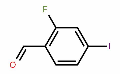 699016-40-5 | 2-氟-4-碘苯甲醛