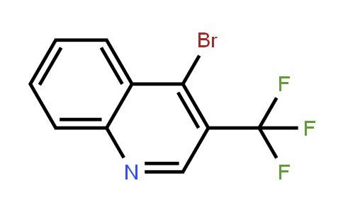 590371-97-4 | 4-Bromo-3-(trifluoromethyl)quinoline