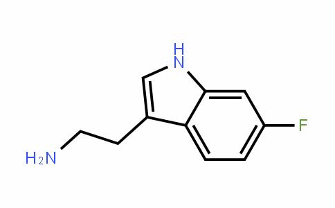 575-85-9 | 3-(2-Aminoethyl)-6-fluoro-1H-indole