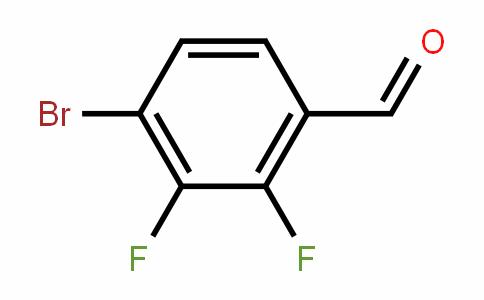 644985-24-0 | 4-溴-2,3-二氟苯甲醛