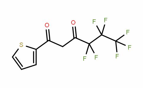 559-94-4   4,4,5,5,6,6,6-Heptafluoro-1-(thien-2-yl)hexane-1,3-dione
