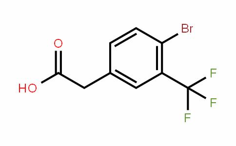914637-17-5 | 4-Bromo-3-(trifluoromethyl)phenylacetic acid