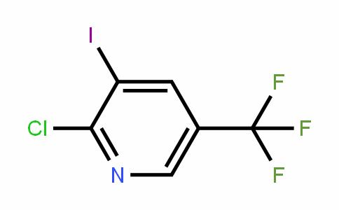 505084-56-0   2-Chloro-3-iodo-5-(trifluoromethyl)pyridine