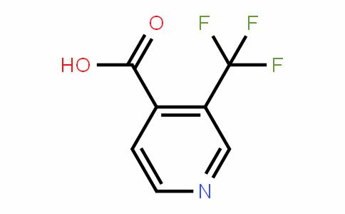 590371-38-3 | 3-(Trifluoromethyl)isonicotinic acid