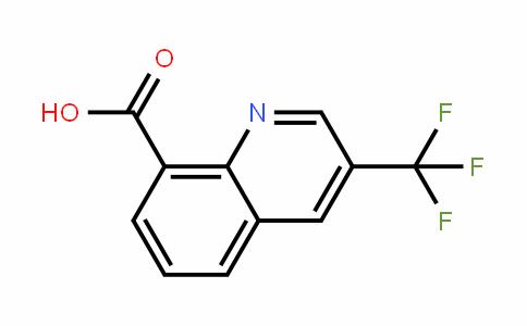 588702-66-3 | 3-(Trifluoromethyl)quinoline-8-carboxylic acid