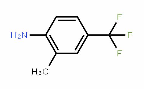 67169-22-6 | 2-甲基-4-三氟甲基苯胺