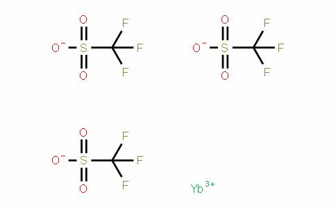 54761-04-5 | Ytterbium(III) trifluoromethanesulphonate