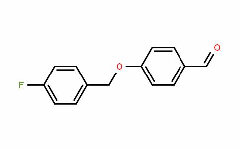 56442-17-2 | 4-(4-氟苯甲氧基)苯甲醛
