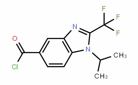690632-69-0 | 1-异丙基-2-三氟甲基-1H-苯并咪唑-5-羰酰氯