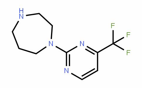 238403-48-0 | 1-[4-(Trifluoromethyl)pyrimidin-2-yl]homopiperazine