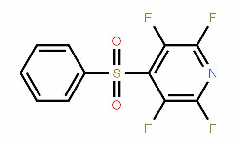 23449-67-4 | 2,3,5,6-Tetrafluoro-4-(phenylsulphonyl)pyridine