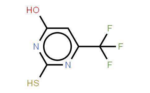 368-54-7 | 4-Hydroxy-2-thio-6-(trifluoromethyl)pyrimidine
