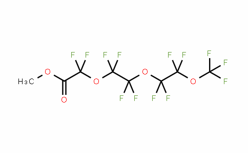 169289-58-1 | Methyl perfluoro-3,6,9-trioxadecanoate