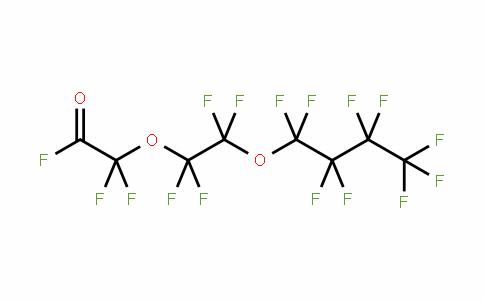 172897-75-5 | Perfluorobutoxyethoxyacetyl fluoride