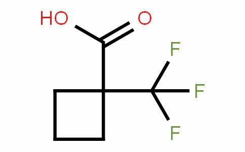 277756-45-3 | 1-(Trifluoromethyl)cyclobutane-1-carboxylic acid