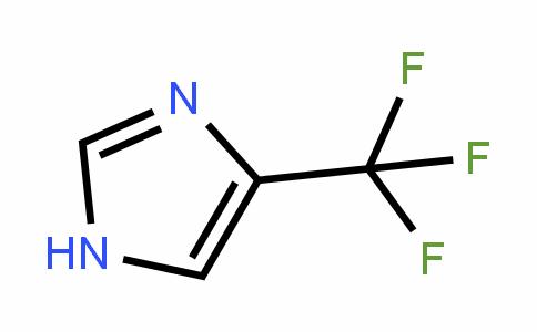 33468-69-8 | 4-(Trifluoromethyl)-1H-imidazole