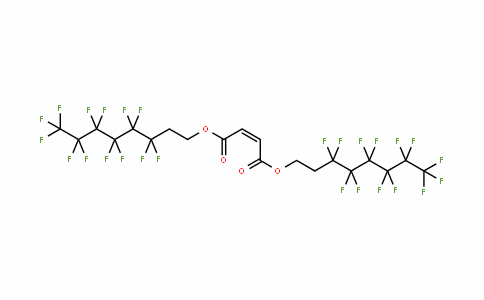 55003-96-8 | Bis(1H,1H,2H,2H-perfluorooctyl) maleate