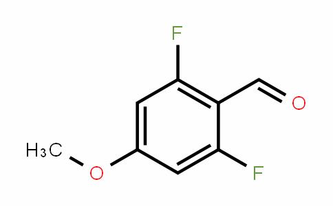 256417-10-4 | 2,6-Difluoro-4-methoxybenzaldehyde