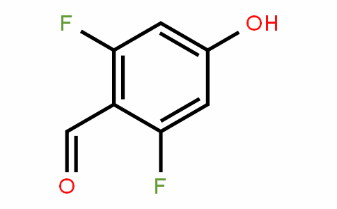 532967-21-8 | 2,6-Difluoro-4-hydroxybenzaldehyde