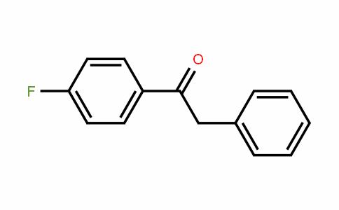 347-84-2 | 1-(4-Fluorophenyl)-2-phenylethanone