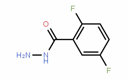 265644-03-9 | 2,5-Difluorobenzoic acid hydrazide