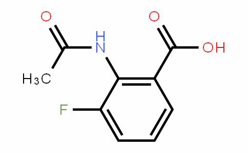 550346-18-4 | 2-Acetamido-3-fluorobenzoic acid