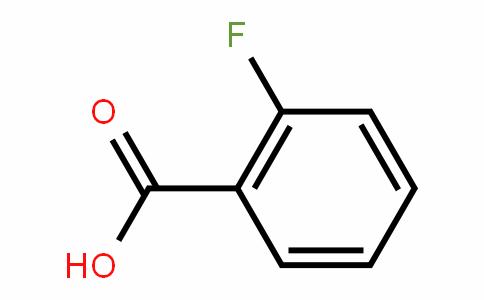 445-29-4 | o-fluorobenzoic acid