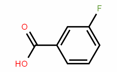 455-38-9   m-fluorobenzoic acid