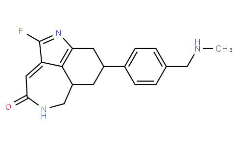 283173-50-2 | 8-Fluoro-1,3,4,5-tetrahydro-2-[4-[(MethylaMino)Methyl]phenyl]-6H-pyrrolo[4,3,2-ef][2]benzazepin-6-one