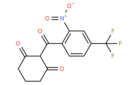 104206-65-7 | 2-(2-nitro-4-trifluoromethylbenzoyl)-1,3-cyclohexanedione