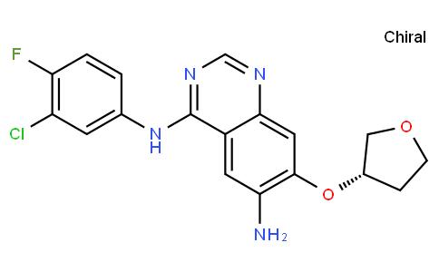 314771-76-1 | (S)-N4-(3-chloro-4-fluorophenyl)-7-(tetrahydrofuran-3-yloxy)quinazoline-4,6-diamine