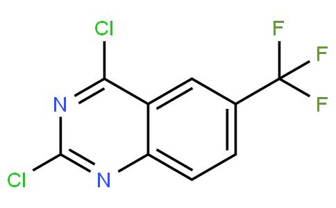 864291-30-5 | 2,4-Dichloro-6-(trifluoromethyl)quinazoline