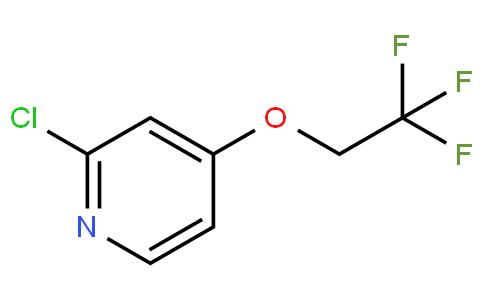 885277-01-0 | 2-Chloro-4-(2,2,2-trifluoroethoxy)pyridine
