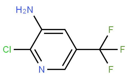 72587-18-9 | 2-Chloro-5-(trifluoromethyl)-3-pyridinamine