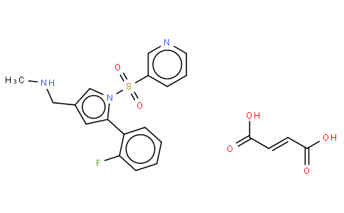 RF10068 | 1260141-27-2 | vonoprazan fumarate