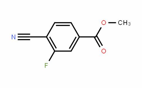 268734-34-5 | Methyl 4-cyano-3-fluorobenzoate