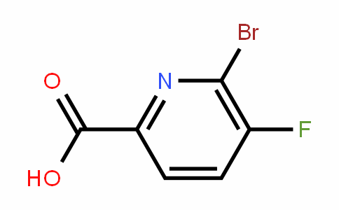 1052714-46-1   6-Bromo-5-fluoro-2-pyridinecarboxylic acid