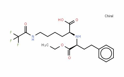 116169-90-5 | N2-(1s-ethoxycarbonyl-3-phenylpropyl)-n6-trifluoroacetyl-l-lysine