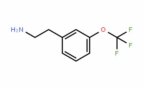 467461-10-5   2-[3-(Trifluoromethoxy)phenyl]ethanamine