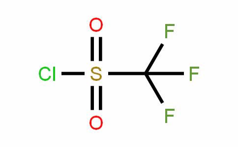 421-83-0   Trifluoromethanesulfonyl Chloride