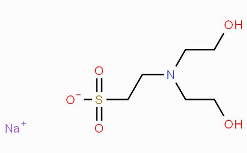 N,N-Bis(2-hydroxyethyl)-2-aminoethanesulfonic acid sodium salt
