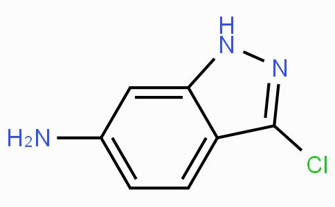 3-氯-6-氨基吲唑