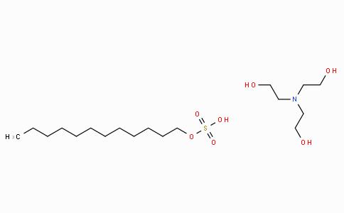 TriethanolaMine Lauryl Sulfate
