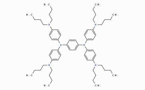 N,N,N',N'-Tetrakis[4-(dibutylamino)phenyl]benzene-1,4-diamine