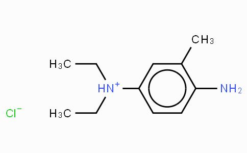 4-(N,N-Diethyl)-2-methyl-p-phenylenediamine monohydrochloride