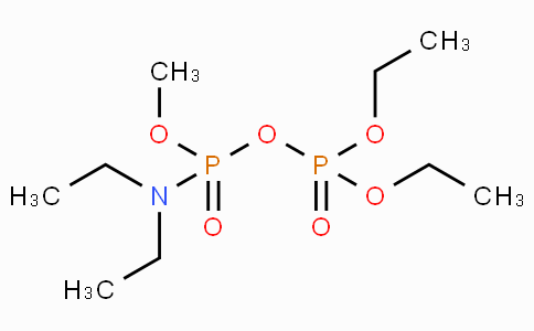 [diethylamino(methoxy)phosphoryl] diethyl phosphate