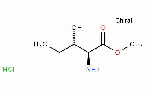 Methyl L-isoleucinate hydrochloride