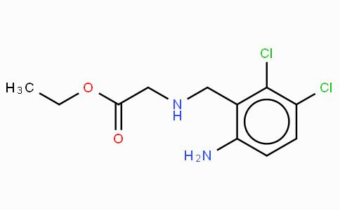 Ethyl N-(2,3-dichloro-6-aminobenzyl)glcycine