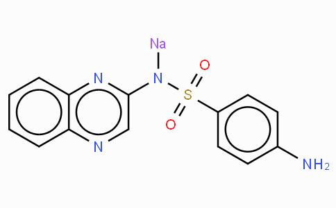 磺胺喹恶啉钠